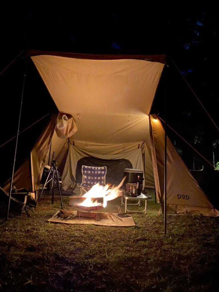 一人キャンプが人気の今がテント売却のチャンス!