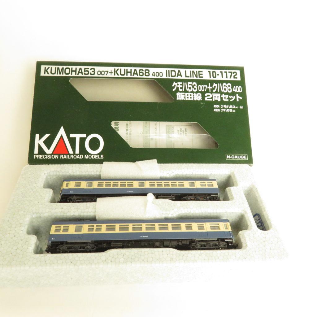 KATO Nゲージ クモハ53 007+クハ68 400 飯田線2両セット