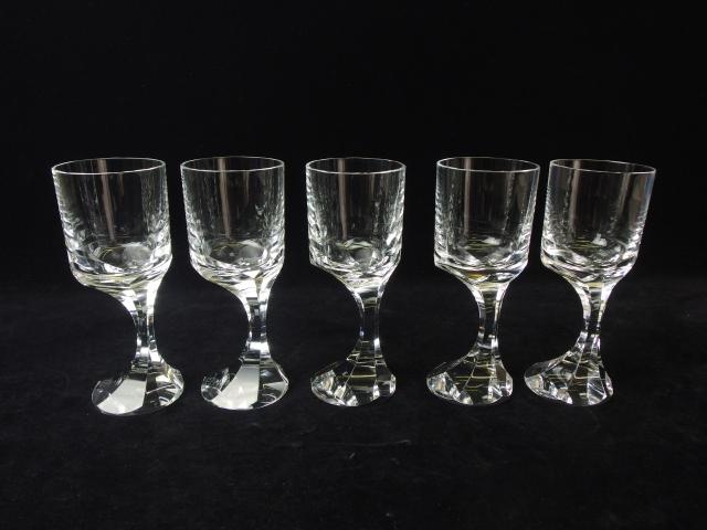 バカラ ナルシス ワイングラス