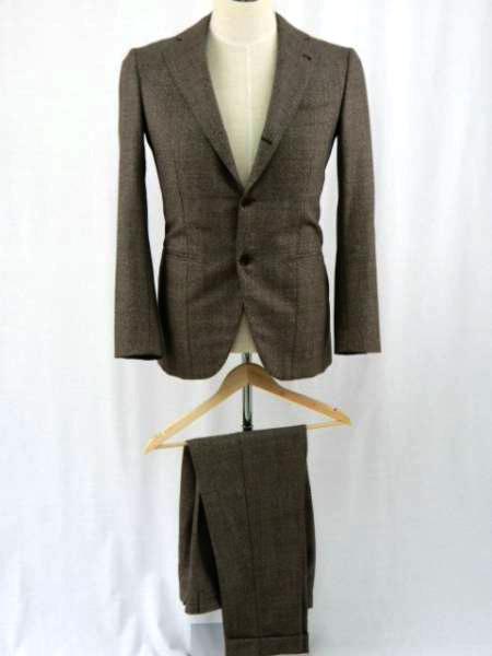 DALCUORE ダルクオーレ スーツ ウール100% 1点