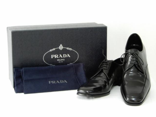 PRADA プラダ 革靴