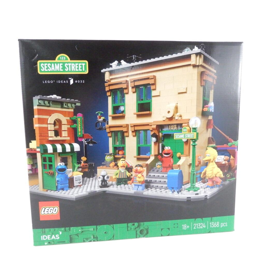 LEGO レゴブロック セサミストリート 21324 アイデアシリーズ オトナレゴの買取相場