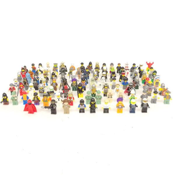 LEGO レゴブロック ミニフィグ